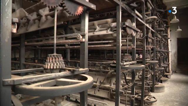 A Chatte en Isère, une ancienne usine de moulinage de la soie