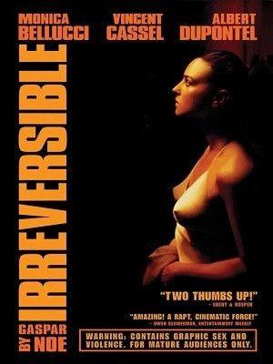 """L'affiche de """"Irréversible - Inversion intégrale"""" de Gaspar Noé. (CARLOTTA FILMS)"""
