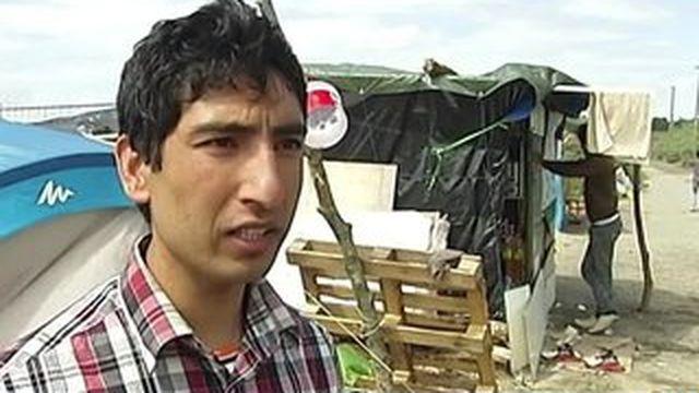 À Calais, rien n'arrête les migrants