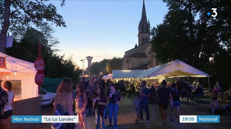 Luxey : un festival bimensuel au coeur des Landes (FRANCE 3)