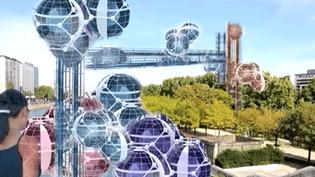 La France a présenté son programme pour l'Exposition universelle de 2025  (France3/culturebox)
