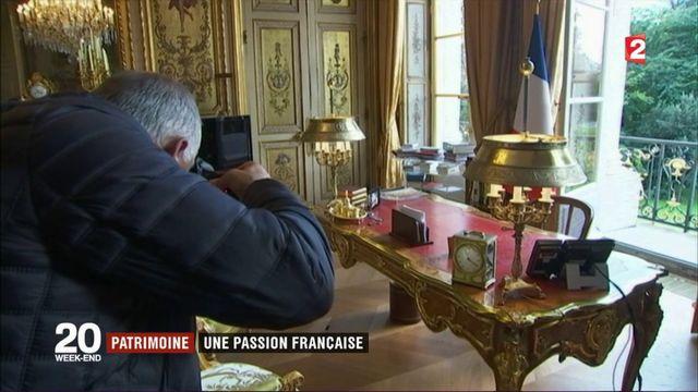 Patrimoine : une passion française