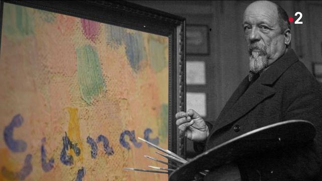 Peinture : Paul Signac, un artiste transfiguré par la découverte de de Saint-Tropez
