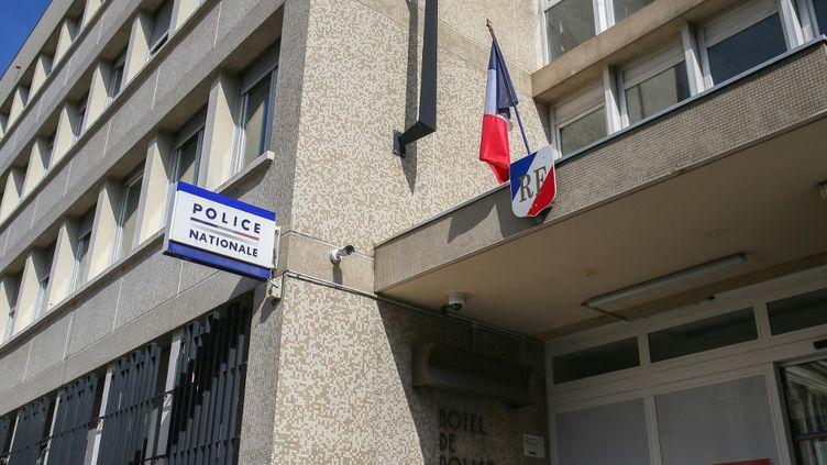 Photo d'illustrationd'un commissariat de police à Valence. (NICOLAS GUYONNET / HANS LUCAS)