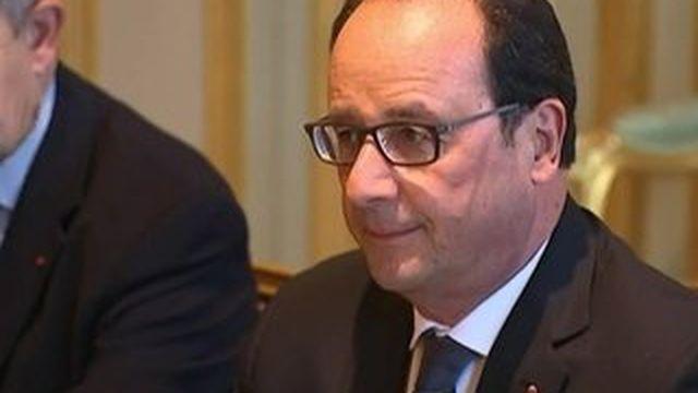 """Espionnage américain : l'Élysée dénonce des """"faits inacceptables"""""""