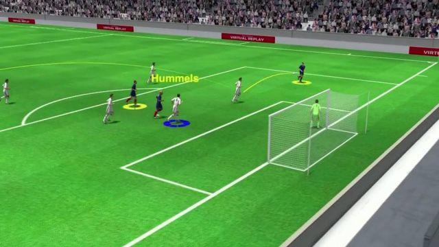 Le but contre son camp de Mats Hummels face aux Bleus