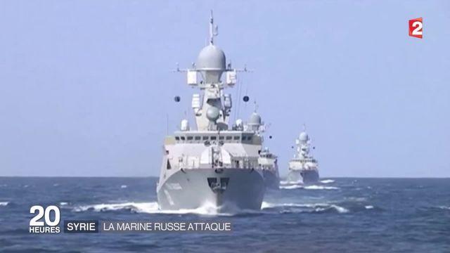 Syrie : une vaste contre-offensive terrestre a démarré