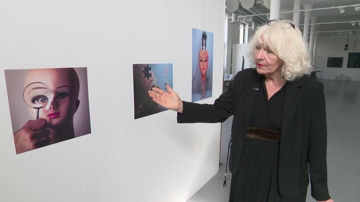 """""""La Femme 2021 – Femmes du 3ème Millénaire"""". Femme Puzzle et Femme regardée à la loupe (France Télévisions / France 3 Marseille)"""