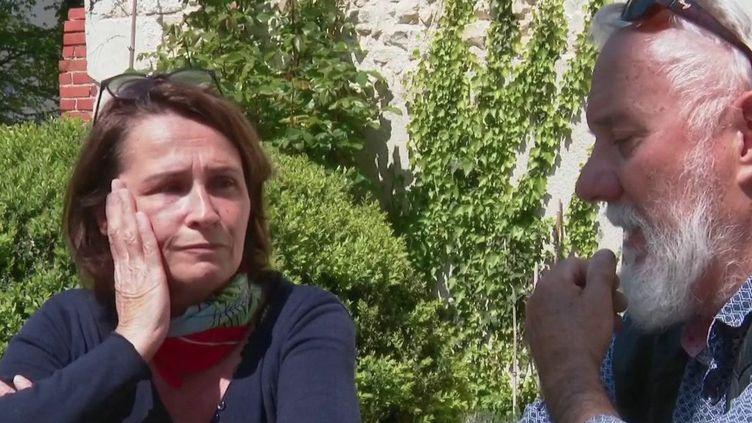 Justice: les parents d'Arthur Noyer témoignent avant l'ouverture du procés Lelandais (France 3)