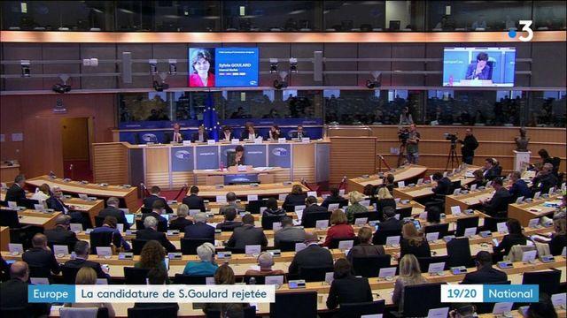 Europe : la candidature de Sylvie Goulard à la Commission rejetée par le Parlement