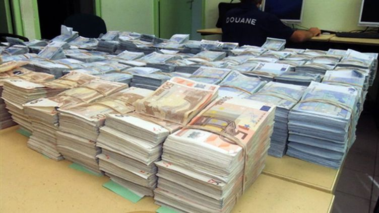 Euros (AFP/)