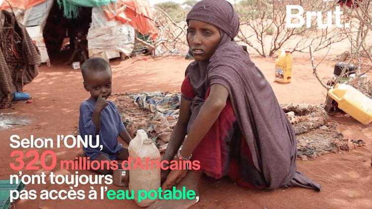 Quand Jacques Chirac s'engageait pour l'accès à l'eau potable en Afrique. (BRUT)