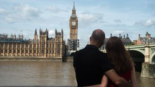 L'horloge mythique Big Ben ne sonnera plus pendant 4 ans. (ALBERTO PEZZALI / NURPHOTO / AFP)