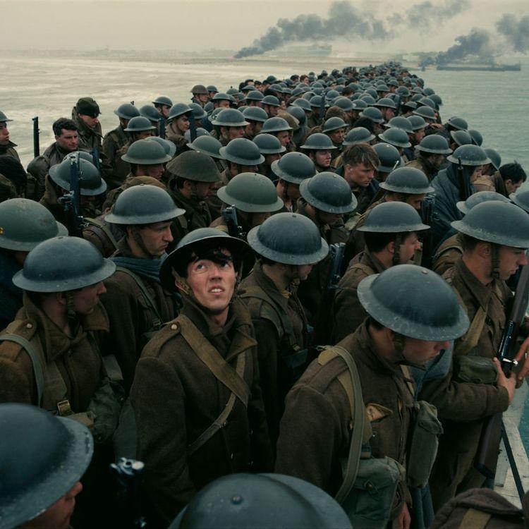 """""""Dunkerque"""", de Christopher Nolan. (WARNER BROS)"""