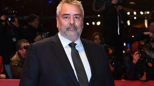 Le réalisateur français Luc Besson, lors de la 68ème Berlinale, le festival international du film de Berlin (Allemagne), le 17 février 2018. (EKATERINA CHESNOKOVA / SPUTNIK / AFP)