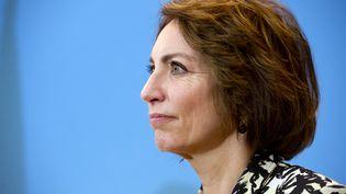 La ministre de la Santé,Marisol Touraine à Paris, le 10 mars 2015 (ALAIN JOCARD / AFP)