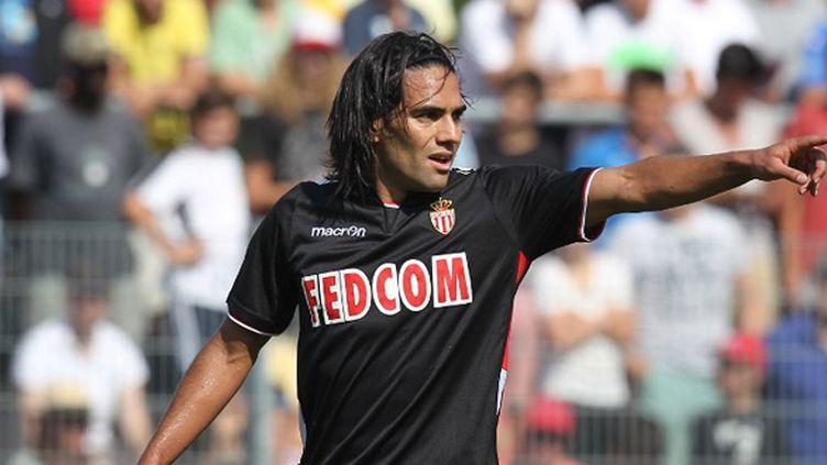 Radamel Falcao (AS Monaco) (KARL-JOSEF HILDENBRAND / DPA)