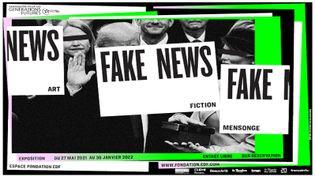 Exposition Fake News (Fondation EDF)