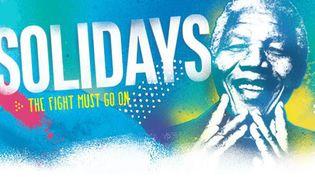 L'édition 2014 rend homage à Nelson Mandela, disparu le 5 décembre 2013. Un de ses fils a été emporté par le sida.  (Solidarité Sidé)