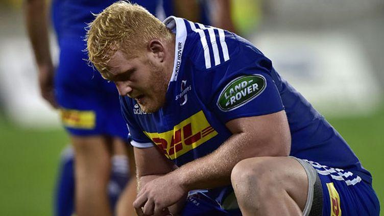 Le joueur sud-africain, Vincent Koch