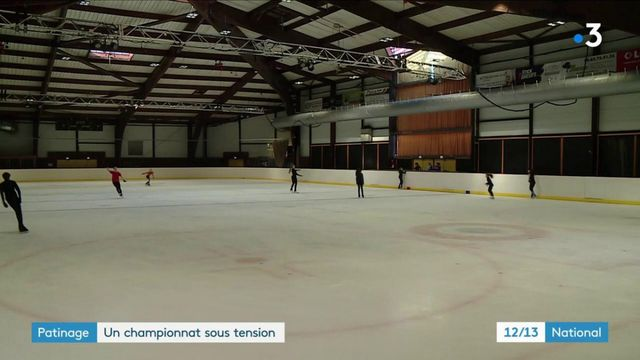 Patinage : un championnat de France junior sous tension