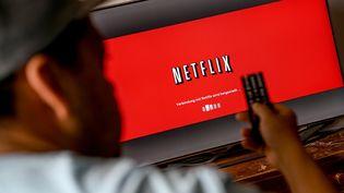 Netflix a gagné 15 millions d'abonnés de janvier à mars 2020. (BRITTA PEDERSEN / DPA-ZENTRALBILD)