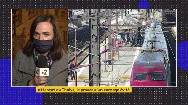 Attentat déjoué du Thalys : le coupable présumé assure regretter