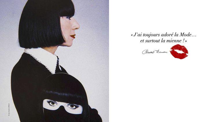 """Couverture du catalogue de la vente Chantal Thomass """"40 ans de mode"""" à l'hôtel Drouot le 6 mai 2021 (Jean Daniel Lorieux)"""
