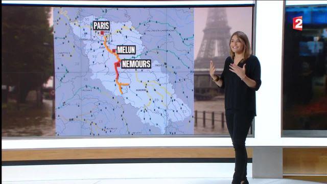 """Inondations : """"Pic de crue attendu vendredi à Tours"""""""