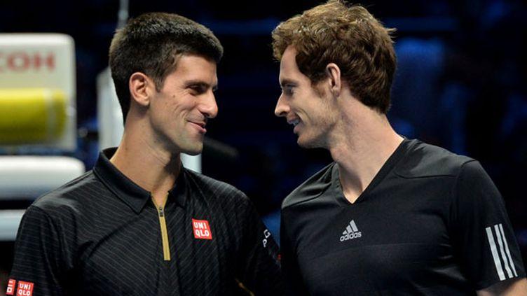 Novak Djokovic et Andy Murray vont s'affronter pour la cinquième fois en finale de Grand Chelem