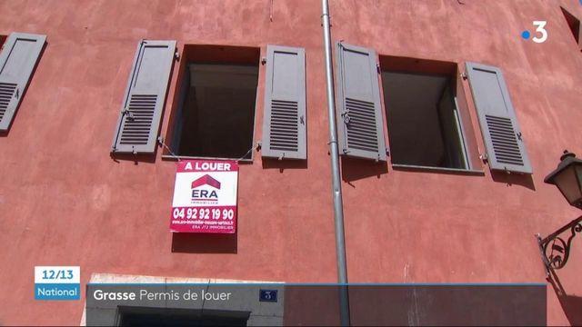 un permis de louer imposé aux propriétaires à Grasse