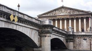 L'Assemblée nationale à Paris, le 17 juillet 2009. (LOIC VENANCE / AFP)