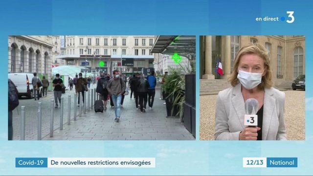 Coronavirus : le gouvernement pourrait annoncer de nouvelles restrictions pour Paris jeudi 24 septembre