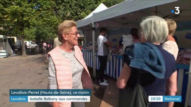 Levallois-Perret : Isabelle Balkany prend les commandes