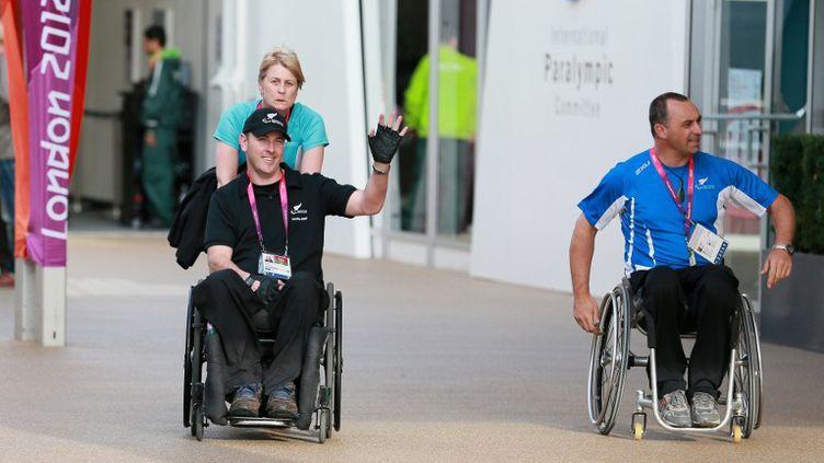 Jeux Paralympiques de Londres 2012 (ANTON DENISOV / RIA NOVOSTI)