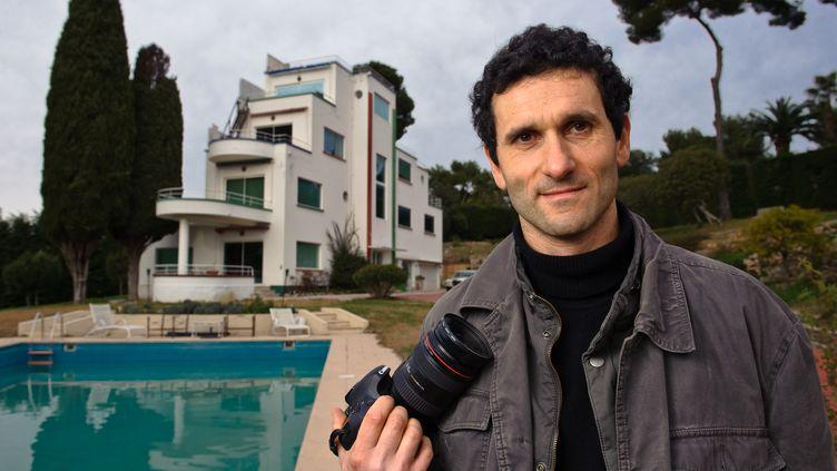 Jean-Claude Elfassi, le 16 janvier 2010. (MAXPPP)
