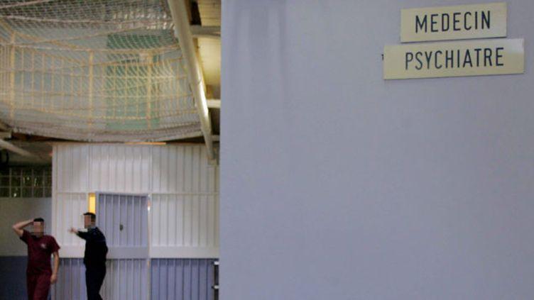 (Les expertises psychiatriques se sont multipliées en France © MAXPPP)