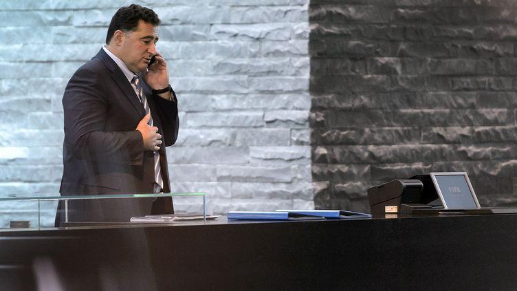Domenico Scala, appelé à réformer la Fifa en 2015 suite aux différents scandales