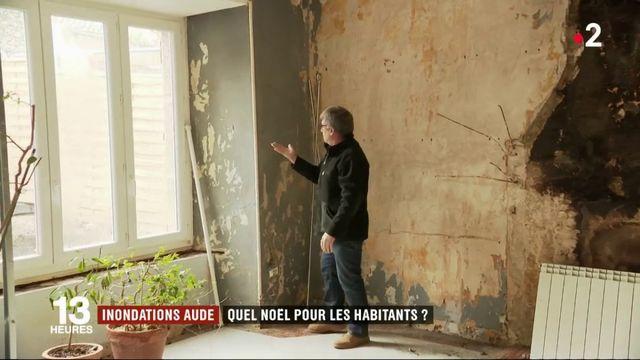 Aude : quel Noël pour les victimes des inondations ?