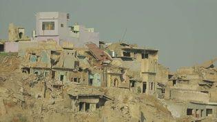 France 2 s'est rendue à Mossoul (Irak), ville martyre dévastée par la guerre. Deux ans après sa libération de Daech, elle reste un champ de ruines. (France 2)