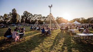Le festival Woodstower se situe dans le Grand parc Miribel-Jonage classé Natura 2000. (Woodstower)
