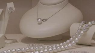 France 2 vous emmène au Japon, au paradis des perles nacrées. Certaines d'entre elles coûtent plus cher que des diamants.  (France 2)