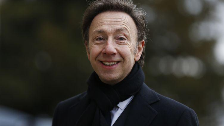 Stéphane Bern en janvier 2019. (CHARLY TRIBALLEAU / AFP)