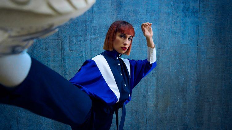 """Suzane, prête à affronter 2020 avec, entre autres, la sortie de son premier album """"Toï Toï"""". (Liswaya)"""