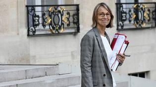 Françoise Nyssen, septembre 2018  (Philippe LOPEZ / AFP)