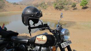 (Le Rajasthan à moto, une véritable aventure © Serge Martin)