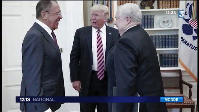Donald Trump : le président américain aurait révélé des informations top secrètes à la Russie