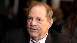 L'ancien producteurHarvey Weinstein, lors de son procès pourviols et agressions sexuelles, le 21 février 2020 à New York, aux Etats-Unis. (LUCAS JACKSON / REUTERS)