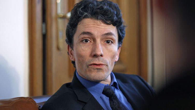 Le juge antiterroriste Marc Trévidic, le 28 février 2013 à Paris. (REMY DE LA MAUVINIERE/AP/SIPA / AP)
