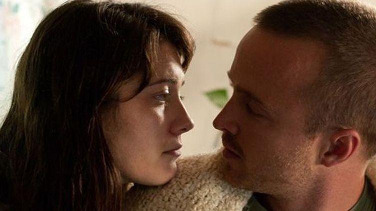 "Mary Elizabeth Winstead et Aaron Paul dans ""Smashed"" de  James Ponsoldt  (Sony Pictures Realising France)"